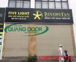 Mẫu cửa cuốn Quangdoor 2021
